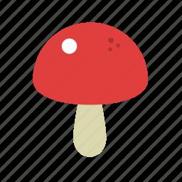 drug, drugs, fungi, fungus, ingredient, mushroom, vegetable icon