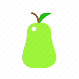 food, fruit, pear, sweet icon