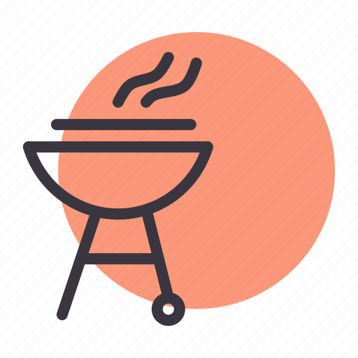 barbecue, cook, cooking, food, grill, sausage, smoke icon