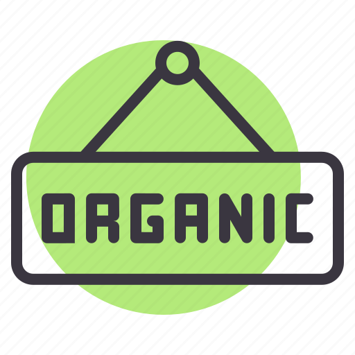 board, food, hanger, market, organic, vegetable icon