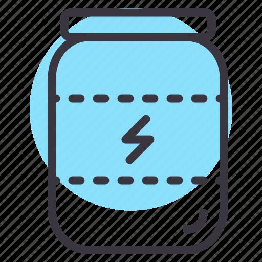 Drink, energy, fitness, jar, powder, supplement, workout icon - Download on Iconfinder
