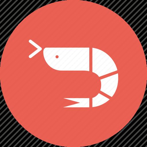 crawfish, crayfish, fish, lobster, marine, prawn, seafood icon