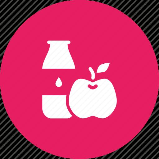 Apple, carb, diet, healthy, milk, protein, workout icon - Download on Iconfinder
