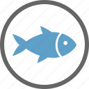 contain, contains, dietary, fish, food, label, seafood icon