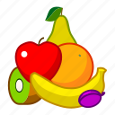 food, fruits icon