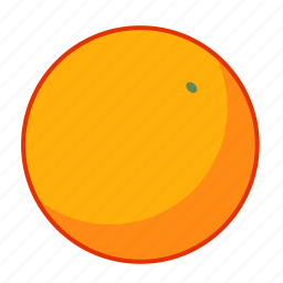 citrus, food, fruit, mandarin, orange, sour icon