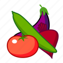 food, vegetable, vegetables icon