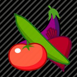 food, vegetable, vegetables icon