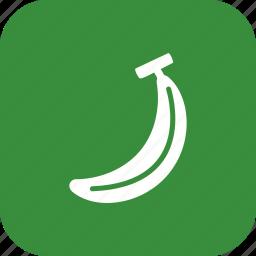 banana, diet, eat, food, fruit, healthy icon