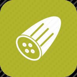 cucumber, food, salad, vegetable icon