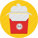 chinese, fastfood, food, food boxes icon