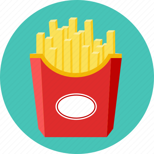 Food, french, fries, potato icon - Download on Iconfinder