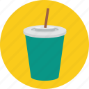 aeration, cup, drink icon
