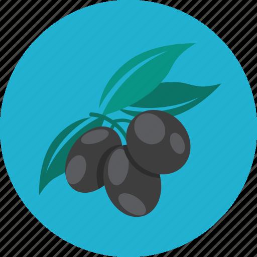 food, olive, olives icon