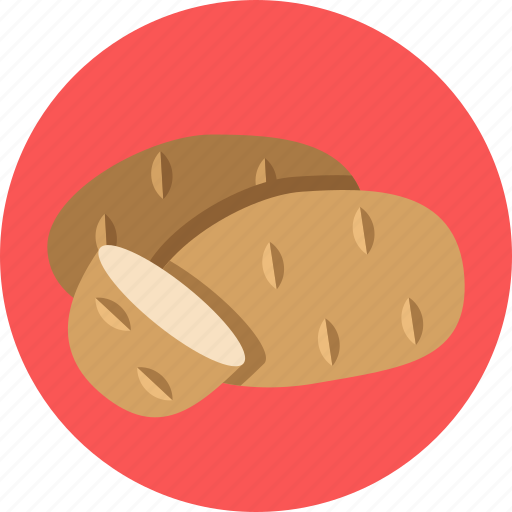 Food, potato, vegetable icon - Download on Iconfinder