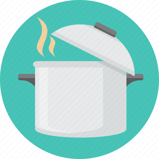 cooking, food, soup icon