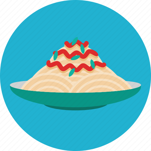 Food, spaghetti, italian food, pasta icon - Download on Iconfinder
