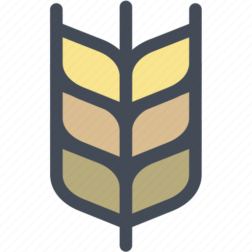 farm, food, gluten, grain, wheat icon