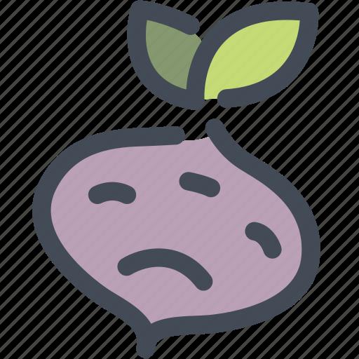 beet, farm, food, radish, vegetable icon