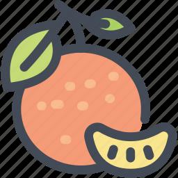 citrus, food, fruit, orange, orange slice, oranges icon
