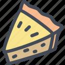 bakery, dessert, food, pie, pie cake, sweet icon
