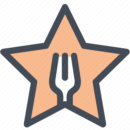 food, hotel, rating, rating food, restaurant icon