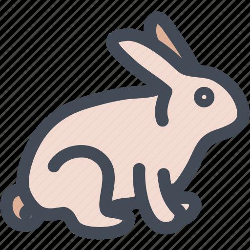 bunny, celebration, decoration, fauna, food, rabbit icon