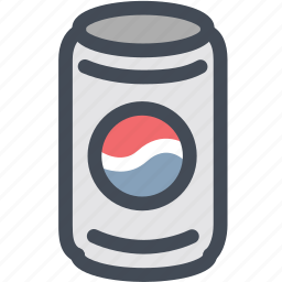 beer, can, coke, coke can, food, soda icon