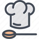 chef hat, toque, food, chef, cook, chefs hat icon