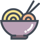 cooking, food, gastronomy, japanese, noodle, noodles, ramen icon