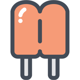 delicious, iceice cream, popsicle, summer icon