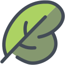 food, leaf, nature, salad, spinach, vegetable icon