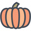 food, fruit, gourd, pumpkin, vegetable icon