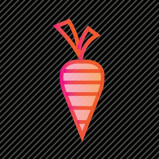 carrot, diet food, food, healthy, vegetable, veggie icon