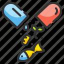 capsule, drugs, food, medical, pill