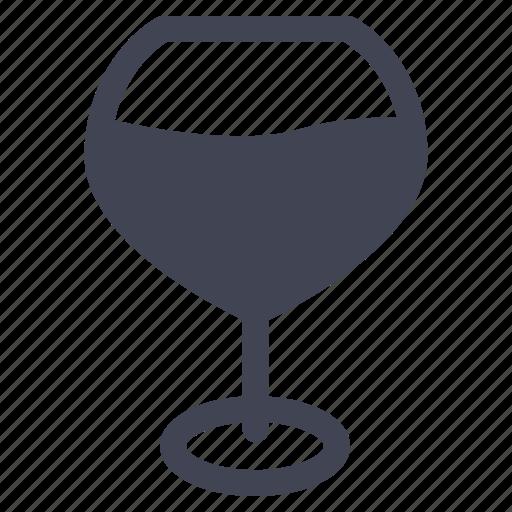 alcohol, beverage, brandy, drink, glass, wine icon