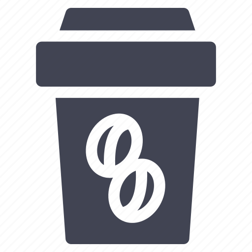 beverage, coffee, container, cup, hot, tea icon