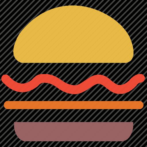 burge, cheese burger, fastfood, junk food icon