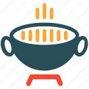 cooking, cooking food, food, hot food icon