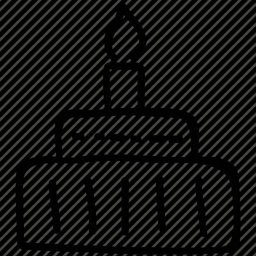 birthday, birthday cake, cake, dessert icon