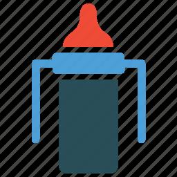 baby bottle, baby feeder, baby feeding bottle, feeding bottle icon