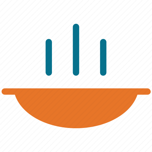 food, food in bowl, hot food, soup bowl icon