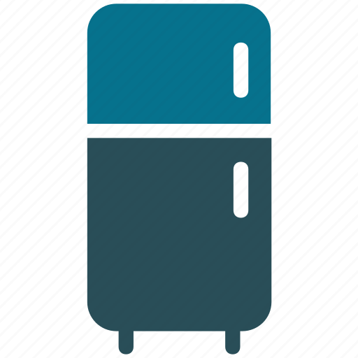 electric, fridge, fridge and freezer, refrigerator icon