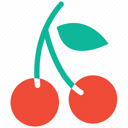 Cherries, food, fresh fruit, fruit icon - Download on Iconfinder