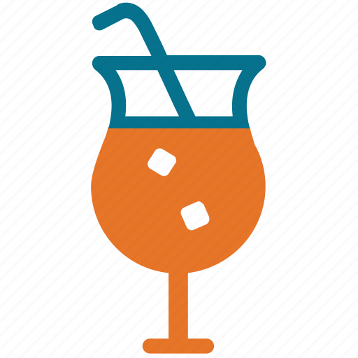 cocktail, cold drink, drink, refreshing drink icon