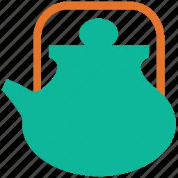 kettle, kitchen utensil, teakettle, teapot icon