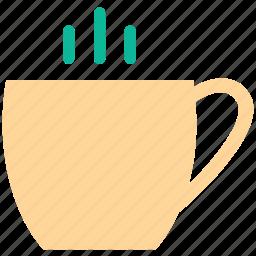cup of coffee, cup of tea, hot tea, tea icon