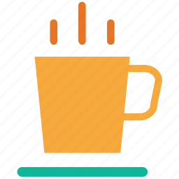 cup of coffee, cup of tea, hot tea, tea icon