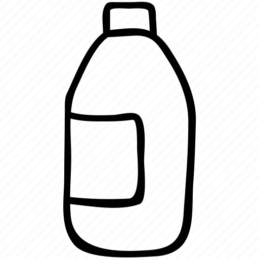food, healthful, milk, milk bottle icon