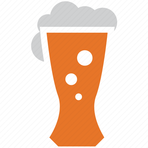 alcohol, beer, beverage, glass of beer icon